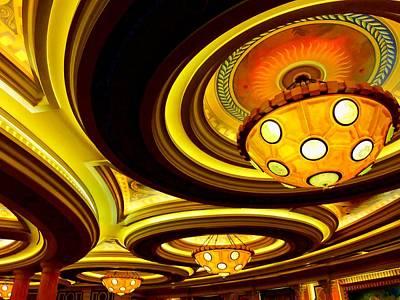 My Vegas Caesars 24 Poster by Randall Weidner