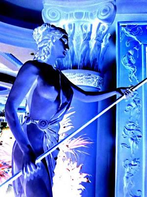 My Vegas Caesars 25 Poster by Randall Weidner