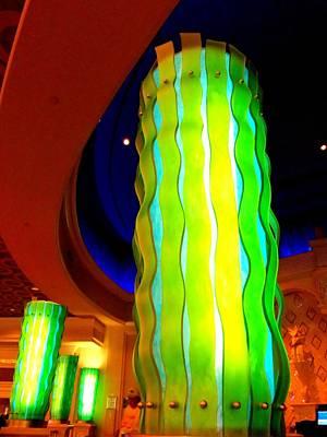 My Vegas Caesars 26 Poster by Randall Weidner