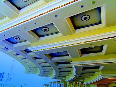 My Vegas Caesars 27 Poster by Randall Weidner