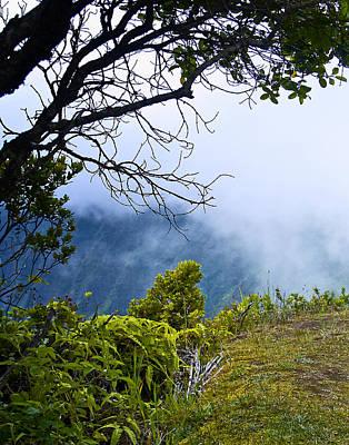 Na Pali Coast Hawaii 09 Poster