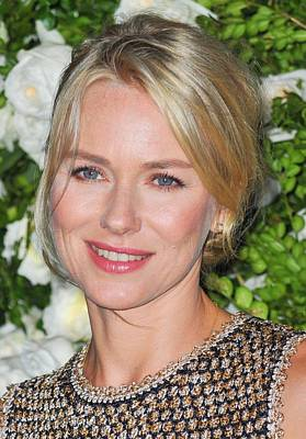 Naomi Watts At Arrivals For Chanel 6th Poster by Everett