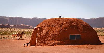 Navajo Home Poster