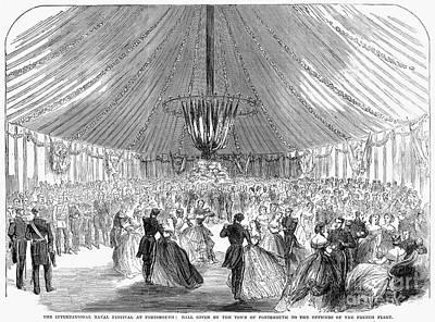 Naval Festival, 1865 Poster by Granger