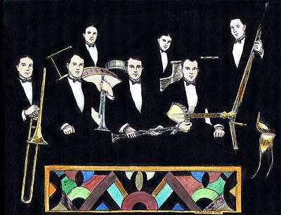 New Orleans Rhythm Kings Poster