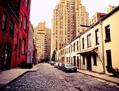New York City - Greenwich Village Poster