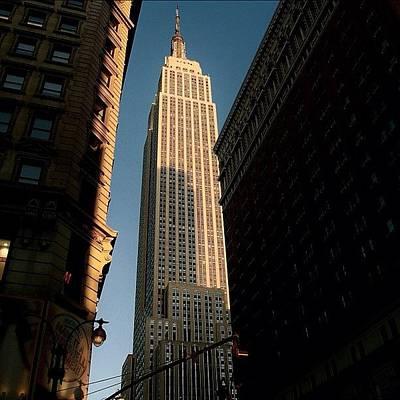 #newyorker #newyork #ny #empire Poster