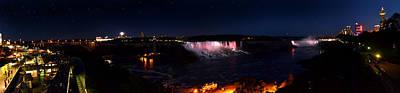 Niagara Falls Panoramic Poster