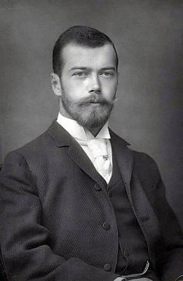 Nicholas II From Russia Poster by Steve K