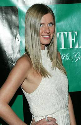Nicky Hilton At Arrivals Poster by Everett
