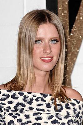 Nicky Hilton At Arrivals For Chloe Los Poster by Everett