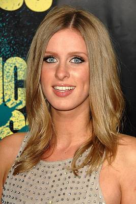 Nicky Hilton At Arrivals For Kick-ass Poster by Everett