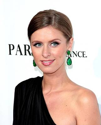 Nicky Hilton At Arrivals For Paris, Not Poster by Everett