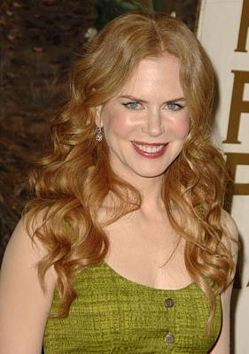 Nicole Kidman In Attendance For 2010 Poster