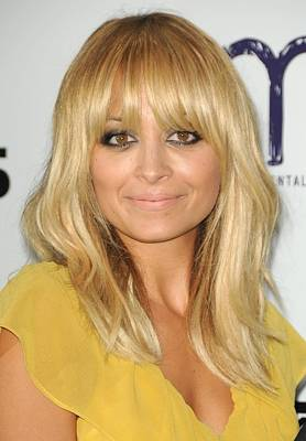 Nicole Richie At Arrivals For 2011 Poster