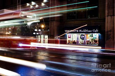 Night Street Motion Poster