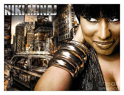 Niki Poster