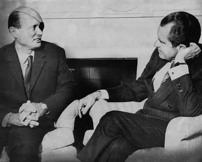 Nixon Presidency.  Israeli Foreign Poster