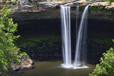 Noccolula Falls Gadsden Alabama Usa Poster