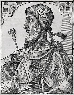 Numa Pompilius, King Of Rome Poster