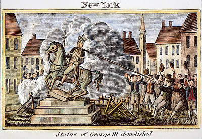 Ny: Sons Of Liberty, 1776 Poster by Granger