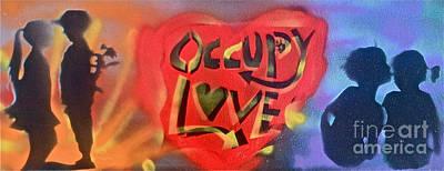 Occupy Crush Love Poster
