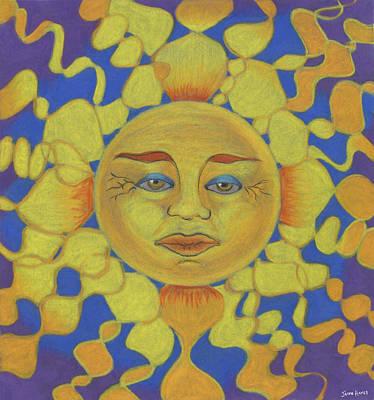 Old Man Sun Poster