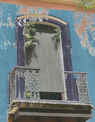 Old San Juan 12 Poster