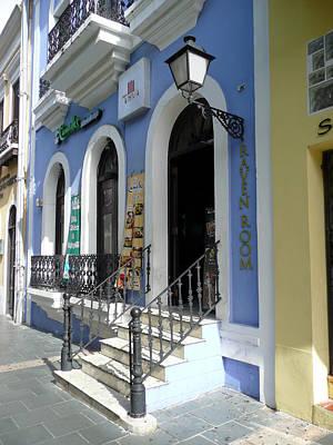 Old San Juan 2 Poster
