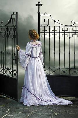 Open Gate Poster by Joana Kruse