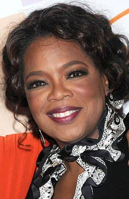 Oprah Winfrey At Arrivals For Essence Poster