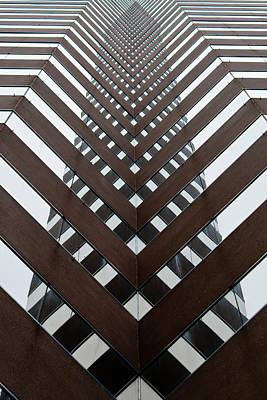 Optical Illusion Poster