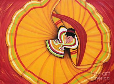 Orgullo Mexicano Poster