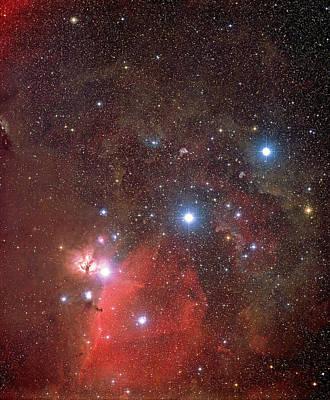 Orion's Belt Poster by Mpia-hd, Birkle, Slawik