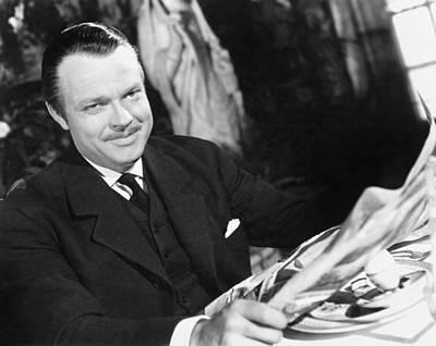 Orson Welles: Citizen Kane Poster