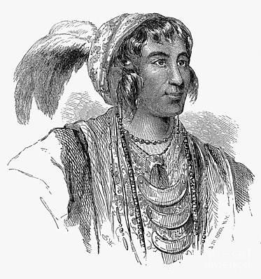 Osceola (1800?-1838) Poster by Granger