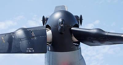 Osprey Rotor Poster