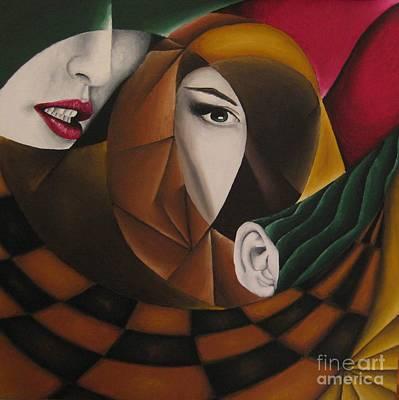 Ossa Poster by Kleopatra Aurel
