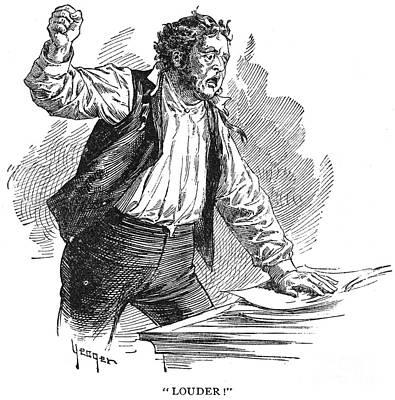 Owen Lovejoy (1811-1864) Poster