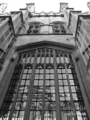 Oxford - Architecture Poster