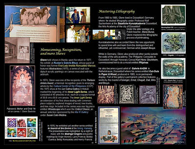 p46 Glenn Mastering Lithography Poster