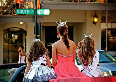 Pageant South Poster