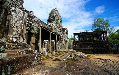 Pagoda Temple Poster