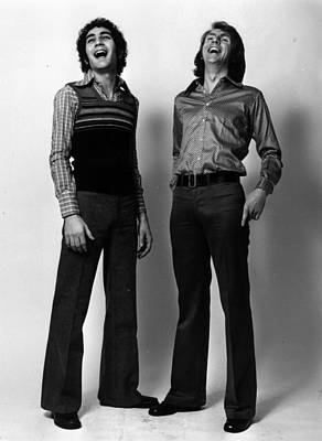 Pair Of Flares Poster