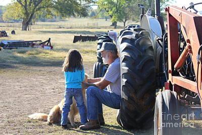 Papa's Farm Poster