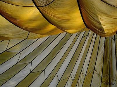 Parachute Shade Poster