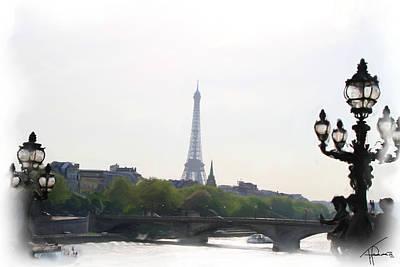 Paris 2011 Poster