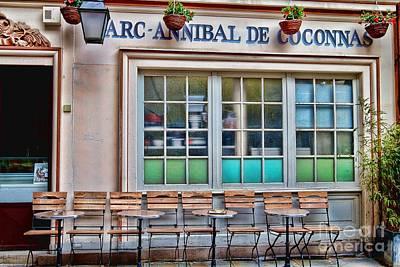 Parisian Cafe Poster