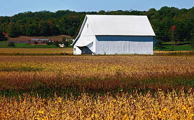 Parke County Countryside Poster