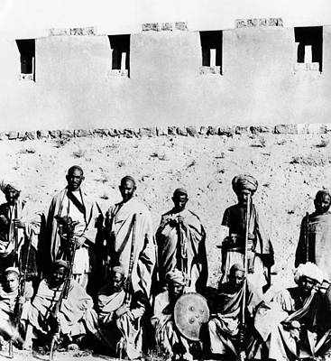 Pashtun Tribe In The 1930s, In What Poster